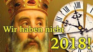 Wurden Fast 300 Jahre Unserer Geschichte Erfunden? - Leben Wir Eigentlich Im Jahr 1721?