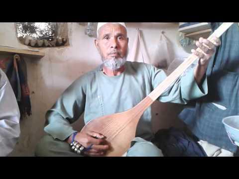 Uzbek And Turkmen Dumbora - ازبک و ترکمن دوتار