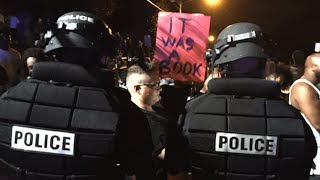 Charlotte Protests Turn Violent - State Of Emergency Declared