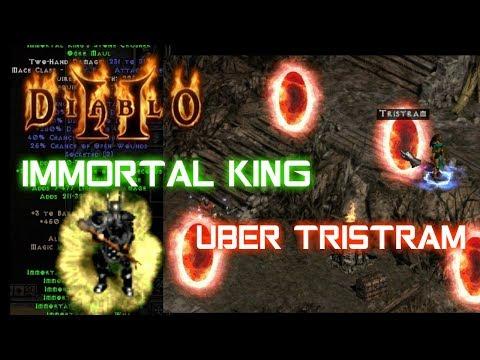 Immortal King / Uber Tristram Guide - Diablo 2 - Xtimus