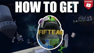 HOW TO GET THE FIFTEAM EGG / SKIP MOST OF THE OBBY (ROBLOX EGG HUNT 2018 EVENT)
