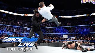 WWE SmackDown LIVE Full Episode, 20 February 2018