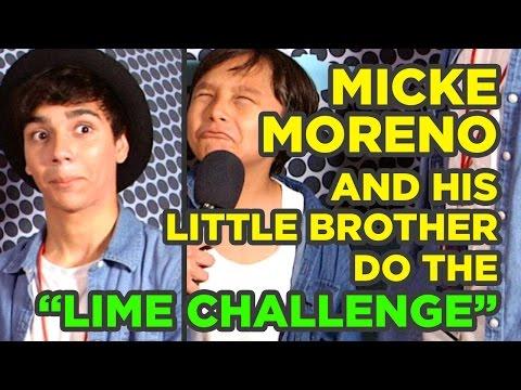 """Micke Moreno Is """"El Chico Que Se Robó el Show"""""""
