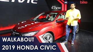 2019 Honda Civic Walkabout   NDTV Carandbike