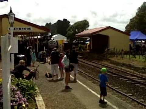Rastaman Train Is Coming To Glenbrook