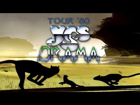Yes - Drama Tour (Live Album) - Remastered