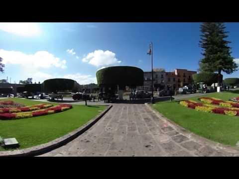 CENTRO DE MORELIA TARASCAS - VILLALONGIN - CABALLITO