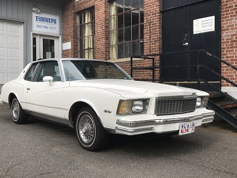 1979 Chevrolet Monte Carlo Ebay July 2017 SOLD