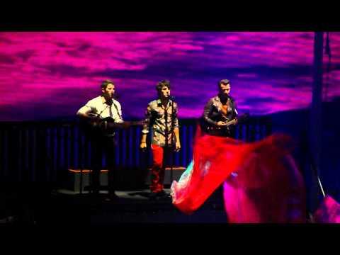 Jonas Brothers - Falling Slowly - 10/11/12