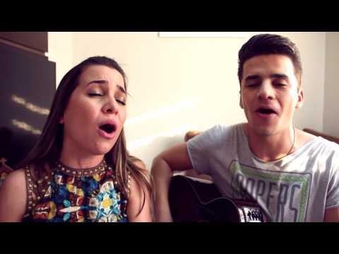 Na Hora Da Raiva - Henrique & Juliano (Cover por Mariana e Mateus)