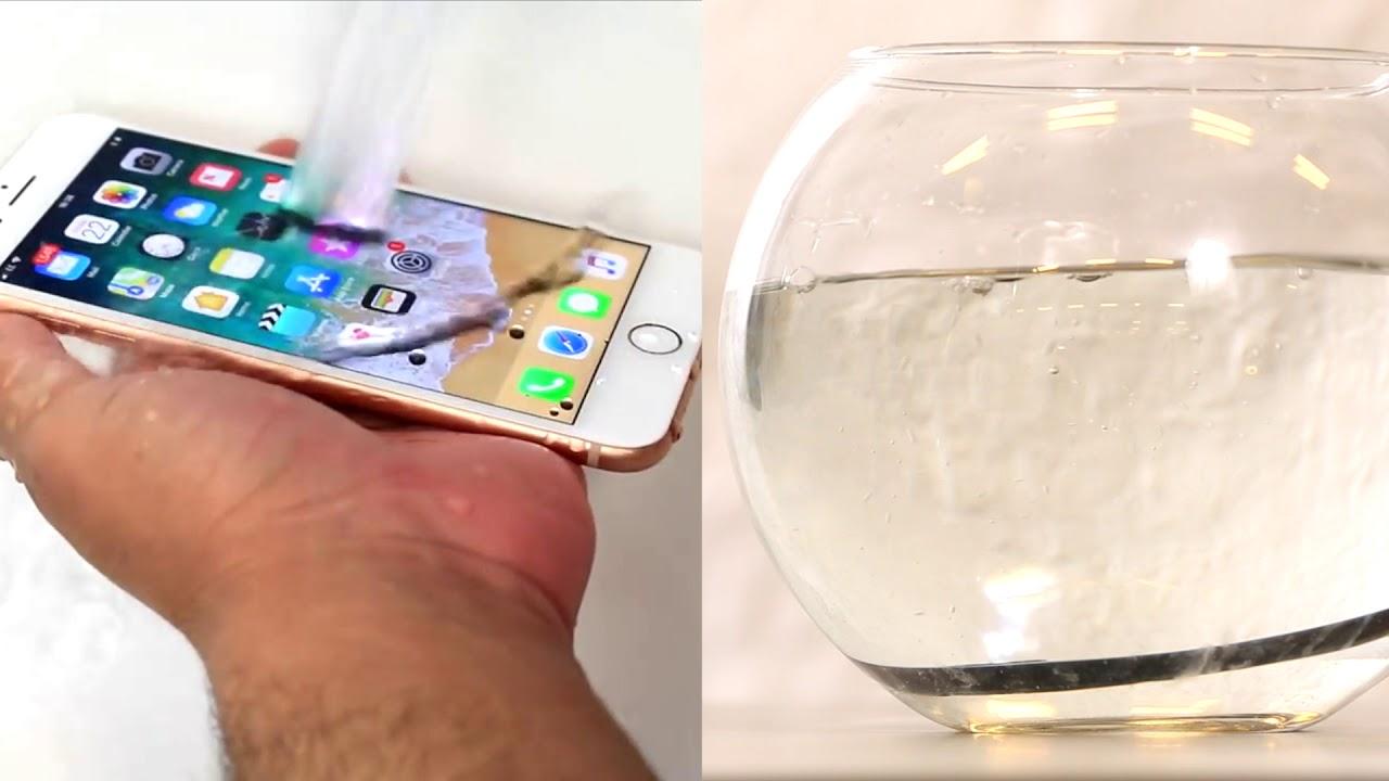 Смартфоны под водой: сравниваем Samsung Galaxy S9+ и iPhone 8 Plus