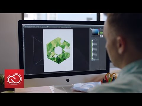 Adobe Stock Templates in Photoshop & Illustrator | Adobe Creative Cloud
