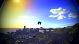 HOW TO GLITCH THE GAME! - Skate 2 with Wilburgur