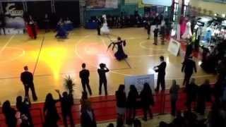 Gara di ballo standard (FIDS )27/1/2013 Camaiore finale B1 19/34
