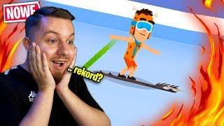 ⛷️ NAJLEPSZY SKOCZEK NARCIARSKI POWRÓCIŁ w Ski Jump Challenge?!