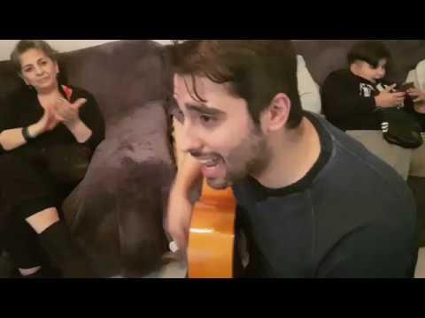 Daniel Pubill el Legado de Peret - Al vent (Home Music Rehearsal)