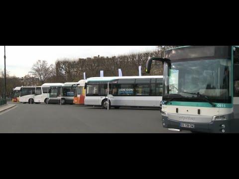 bus franciliens vers la fin du diesel d ici 2025 youtube. Black Bedroom Furniture Sets. Home Design Ideas