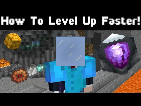 Hypixel Skyblock: How To Level Up Fast! (Heart of the Mountain! Easy Commissions!) (Update Guide)