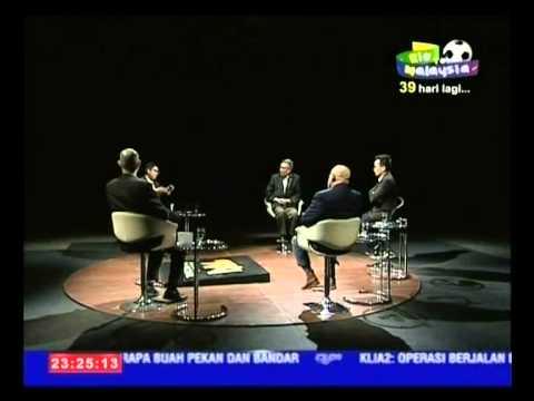 Wacana Nasional TV1 RTM :  Persempadanan