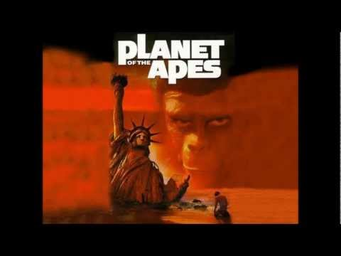 Jerry Goldsmith - ''Main Title'' Planet Of The Apes (1968)