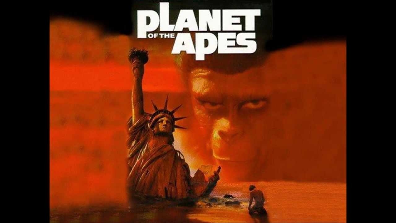 Jerry Goldsmith Main Title Planet Of The Apes 1968 Youtube