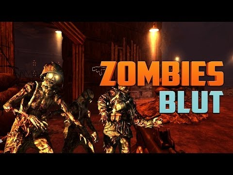 ZOMBIE BLUT [Part 2] ★ Call of Duty Zombies