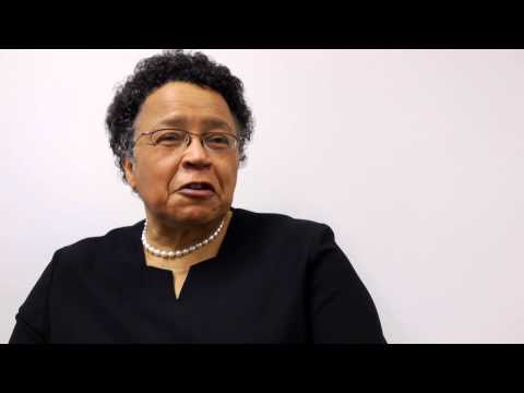 2014 Eleanor Roosevelt Awards - Dame Linda Dobbs interview