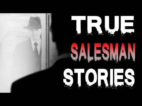 9 True Scary SALESMAN Horror Stories From Reddit