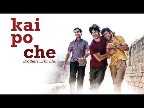 Kai Po Che! trailer