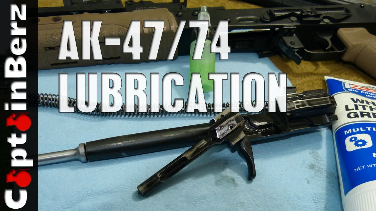 how to field strip and clean an ak 47