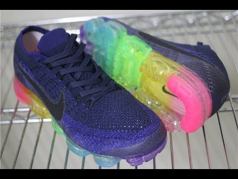 42ac268c79 Nike Air Vapormax Flyknit - Be True - 883274-400 from Nike factory directly
