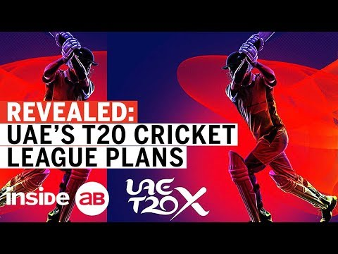 The inside story of UAE T20 cricket
