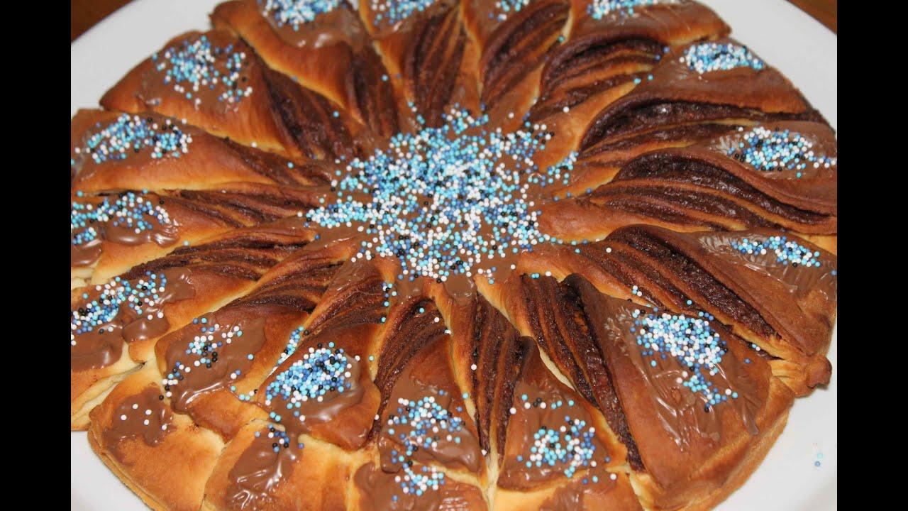 Rezept Diy Nutellablume Nutellakuchen Einfach Lecker