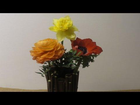 Frühlingsblumen Tischdeko ❁Deko Ideen mit Flora-Shop