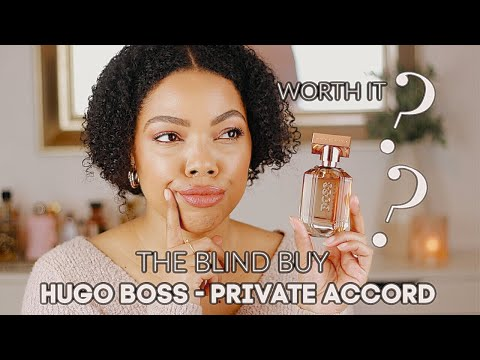 MY PERFUME COLLECTION 2020 | HUGO BOSS THE SCENT PRIVATE ACCORD | Karina Waldron