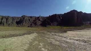 Al Wahbah Crater, Saudi Arabia