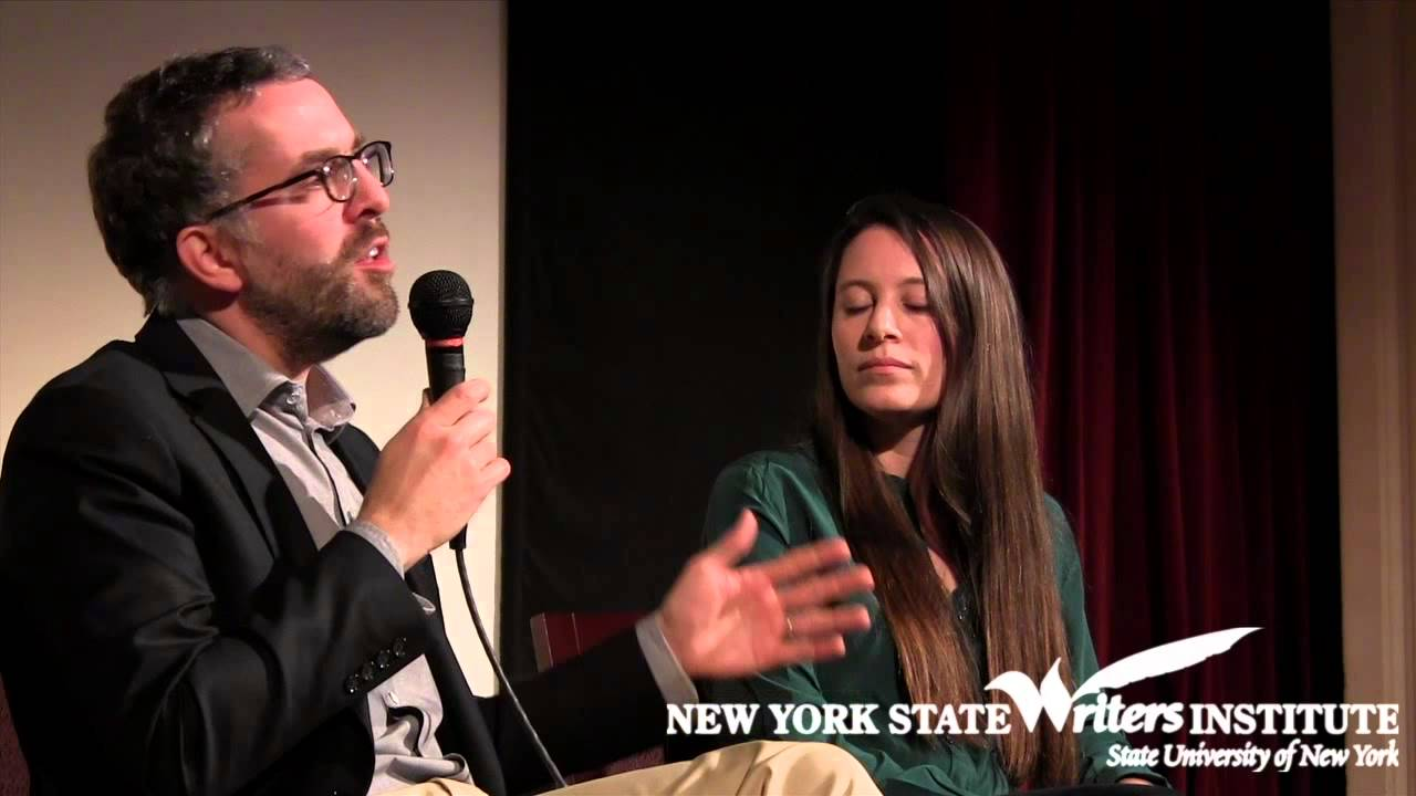 Sarah Burns David Mcmahon Discuss The Central Park Five At The Nys Writers Institute In 2013 Youtube