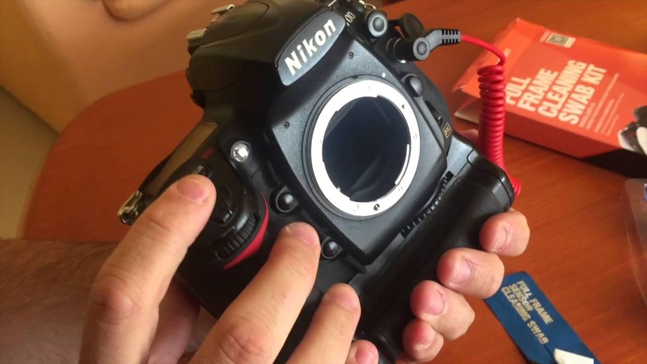 Como limpiar el sensor de una cámara réflex de formato completo ...