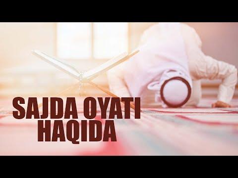 Sajda Oyati Haqida | Shayx Sodiq Samarqandiy