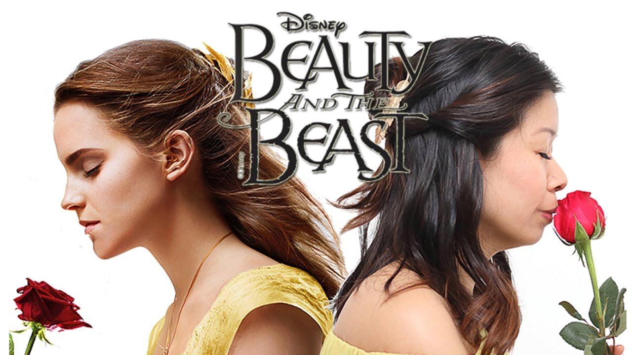 Three Ways To Style Disney S Beauty The Beast Belle S Hair