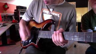 Lezioni Private -  pentatoniche con legato, suonare in-out e spostamento accenti - Enver