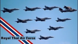 Royal Thai Air Force Aircraft and Helicopters - 2019