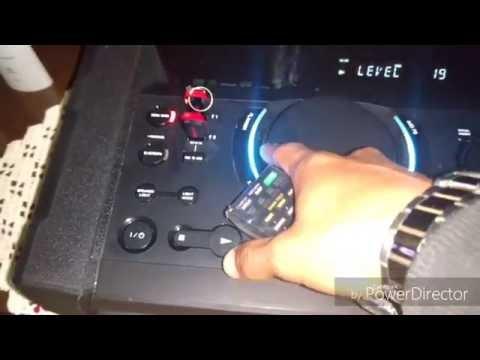 Son Sony system shake X3D
