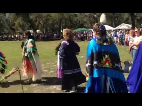 American Indian Festival In The Beautiful  Princess Place Palm Coast Fl