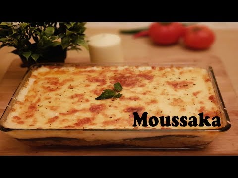How to make the Greek Moussaka