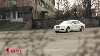 Bentley Flying Spur -test drive       DRIVE NEWS
