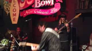Gimme Shelter - Royal Southern Brotherhood at The Rock
