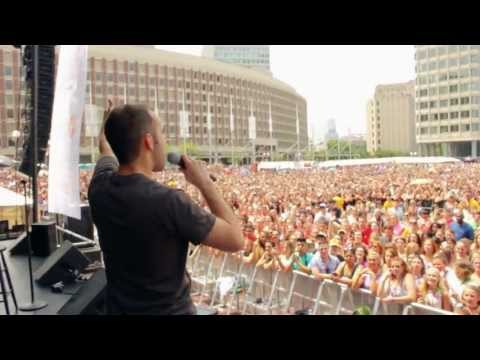 Joe Bermudez live at the 103.3 Amp Radio Birthday Bash 6-30-13 Mp3