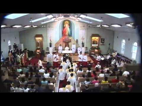 Thánh Lễ Chúa Nhật Phục Sinh ngày 31-3-2013