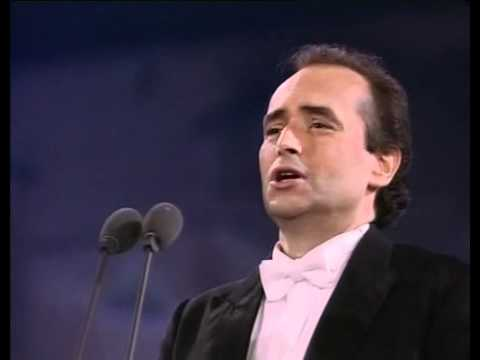 Jose Carreras. Core 'n grato. Salvatore Cardillo.